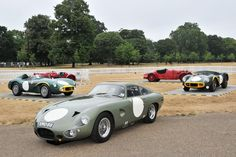 Photo gallery and event report from the 2013 Aston Martin Centenary Concours, held 21 July on the lawns of Kensington Palace in London. Aston Martin Cars, Aston Martin Vanquish, Aston Martin Vantage, Used Car Prices, Automobile Companies, New Porsche, Bugatti Cars, Pretty Cars, Bmw X6