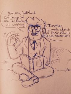 Movie Quotes and Inside Jokes Gravity Falls Comics, Gravity Falls Au, Stanley Pines, Fall Memes, Fall Cleaning, Science Guy, Reverse Falls, Drawing Expressions, Disney Xd