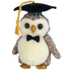 SMARTER the 2002 Owl ty beanie baby-retired Beanie Babies 9a8e832e3f8c