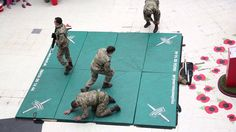 Royal Marines Reveal Unarmed Combat Techniques