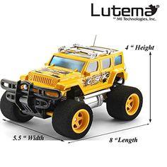 Lutema Cosmic Rocket 4CH Remote Control Truck - Yellow Lutema http://www.amazon.com/dp/B00L5R6ONO/ref=cm_sw_r_pi_dp_fcLZvb0E3XT7V