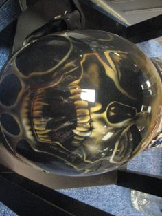 need your helmet air brushed?  we are your number one stop!   give us a call today! 610-921-8300