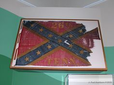 26th Tenn.battle flags | Recent Photos The Commons Getty Collection Galleries World Map App ...