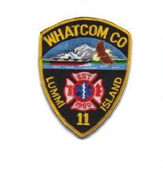 Whatcom County Fire District 11 Logo