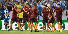 AS Roma Dibayangi Cedera Jelang Bentrok Kontra FC Porto