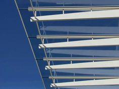 BLU+WHITE @ Renzo Piano pavilium