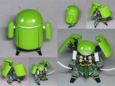 NZ-666 KSHATRIYA - Custom Android by Hitoshi Mitani