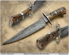 Jerry Fisk Knife