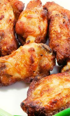 Oven Fried Chicken Drumsticks