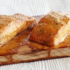 Cedar Plank Salmon Recipe Recipe courtesy of Bobby FlayTotal: 2 hr 45 minPrep: 15 min Inactive: 2 hrIngredients1 cedar plank (6 by 14 inches)2 salmon fillets (1 1/2 pounds total) may also use portioned salmonSalt and freshly ground bl...