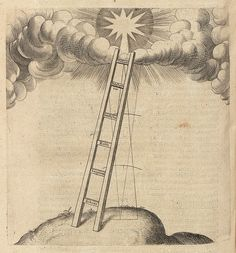 Robert Fludd, From Ultriusque Cosmi, 1617 - 1621