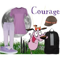 The cowardly dog on pinterest dogs cartoon network and dog tattoos