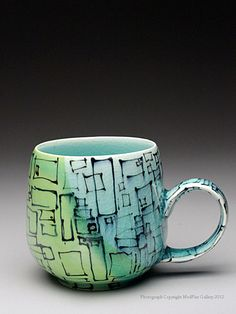Stephanie Galli Mug at MudFire Gallery