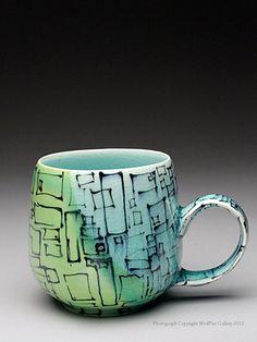 Stephanie Galli Mug at MudFire Gallery
