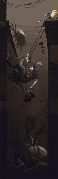 Trapdoor by Shagan-fury.deviantart.com on @DeviantArt