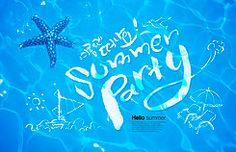 합성·편집 - 클립아트코리아 :: 통로이미지(주) Hello Summer, Neon Signs