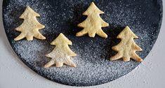 Vánoční citronové sušenky Leaf Tattoos, Superhero Logos, Baking, Lemon, Patisserie, Bread, Bakken, Postres, Reposteria