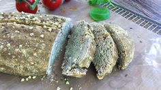 RAW BREAD - NUT FREE AND SALT FREE - Morerawfood.comMorerawfood.com