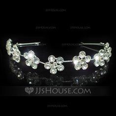 Headpieces - $16.79 - Lovely Alloy Headpiece (042041704) http://jjshouse.com/Lovely-Alloy-Headpiece-042041704-g41704