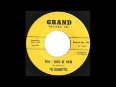 Silhouettes - Wish I Could Be There - Rare Early Philly Doo Wop Ballad 60s Music, Music Radio, Old Records, All Songs, Greatest Songs, Motown, Good Music, Silhouettes, Rock And Roll