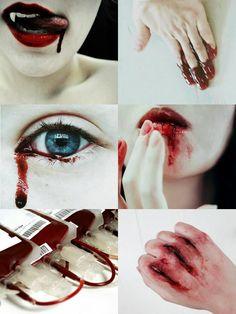 Sangre, su obsesión