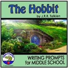 The Hobbit Writing Activities Based on Common Core Standards by HappyEdugator Common Core Ela, Common Core Standards, Essay Prompts, Writing Prompts, Writing Activities, Teaching Resources, Character And Setting, Essay Questions, Writing Assignments