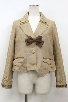 Angelic Pretty / Melty Ribbon Chocolate jacket