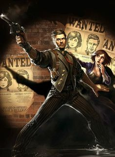BioShock Infinite. Can't wait until I get my hands on this game! (Wait, already got it!)