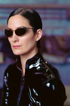 Trinity,  The Matrix Matrix Film, The Matrix Movie, Glitch In The Matrix, Keanu Charles Reeves, Keanu Reeves, Trinity Matrix, Man In Black, Carrie Anne Moss, Cinema Film