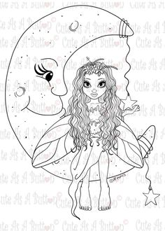 IMG00395 Moon Fairy Digital Digi Stamp Cute As A Button Stamps Art/Crafts by Francesca Lopez #cardmaking #art #artwork #drawing #toothfairy #dccomics #superheron #digi #digistamp #craft #card #cards #copic #lineart #drawing #coloring #illustratedfaith #faithart #biblejournal #biblejournaling #jesus #faith #school #work #bookmarks #bible #winter #holidays  #christmas #anime #manga #summer #fantasy #batgirl #sewing #love #wedding #fall #autumn #spring…