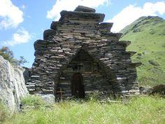 Shatili – Medieval Fortress Village in Georgia ~ Kuriositas