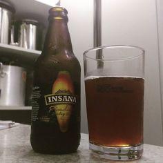 Receita de Barley Wine com adição de pinhão orgânico da @cervejainsana. Receita muito bem equilibrada mas não consigo identificar o pinhão por ignorância mesmo. #drinklocal #beerporn #instacerveja #instabeer #craftbeer #cervejaartesanal #cerveja #beer #birra #cerveza #pinhao