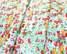 Art Gallery Fabrics Lavish Flowered Medley