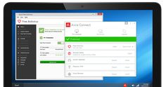 Avira Free Antivirus offers basic protection against viruses, worms, Trojans, rootkits, adware, and spyware that has been tried and tested over 100 million times worldwide.