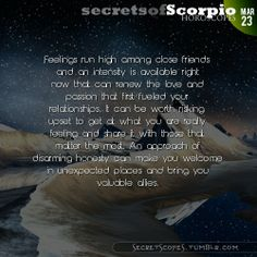 Scorpio Horoscope. The best horoscopes on the web:  Visit iFate.com Astrology today!