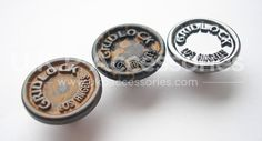 Custom clothing labels, swing tags, trims and packaging Jeans Button, Men's Jeans, Denim Branding, Metal Trim, Custom Metal, Metal Buttons, Hang Tags, Fasteners, Cufflinks