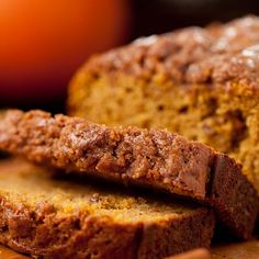 """PP said: """"Best Pumpkin Spice Bread ~ This sweet little bread delivers hugely on the moistness scale, with a soft tender crumb inside, thanks to the wonderful addition of cream cheese...  YUM"""""""