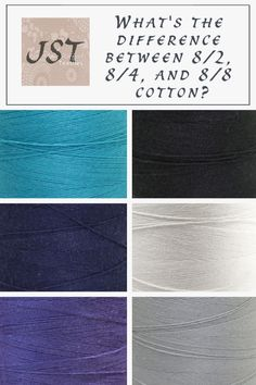 What do all of those fractions in yarn weights mean? Could you tell me the difference between and cotton? Learn the answer at Jane Stafford Textiles! Inkle Weaving, Inkle Loom, Card Weaving, Weaving Yarn, Weaving Techniques, Diy Craft Projects, Textiles, Hobbies, Cotton