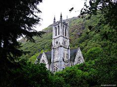 Kylemore Abbey - Ireland Photos