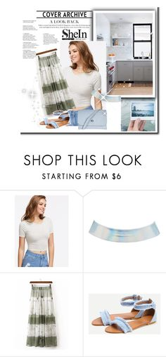 """""""Shein4"""" by gold-phoenix ❤ liked on Polyvore featuring Charlotte Russe and Topshop"""