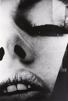 青山」(1968年) Daido Moriyama