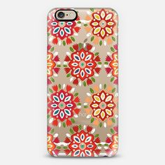 FLOR multi transparent @Casetify #casetify #flor #flowers #southwestern #native #mexican #nature #summer #phone #case #transparent #clear #scrummy #sharonturner ~ get $10 off using code: 5A7DC3