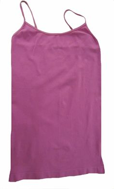 Tees by Tina Cami - Radiant Orchid (One Size Fits Most, Radiant Orchid). 92% Nylon, 8% Spandex. Stays perfectly in place! Longer length keeps you completely covered. One size fits most (really!). Ultra-comfortable fit wear after wear, made in the USA. *WE OFFER FREE STANDARD USPS SHIPPING ON ALL CONTINENTAL ORDERS!.