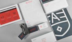 Ashford & Ashford Corporate Design by Studio Ghost