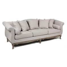 Classic Home Furnishings Elyse 3 Seater Sofa Camel 53005043