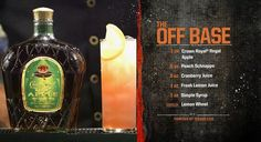 "The Off Base From ""Bar Rescue"" (mocktail drinks popular) Ginger Drink Recipe, Coconut Rum Drinks, Frozen Drink Recipes, Banana Drinks, Alcohol Drink Recipes, Peach Drinks, Rum Recipes, Recipies, Cocktails"