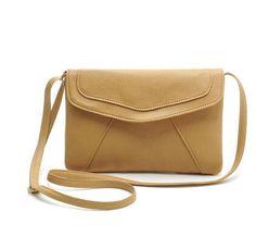Vogue Star New Fashion Women Envelope Bag PU Leather Messenger bag Handbag Shoulder Crossbody Bag Purses clutch Bolsas LS319