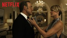 Netflix has released the first official trailer for the third season of the original political drama House of Cards, which stars Kevin Spacey as the Machiavellian politician Frank Underwood. When t...