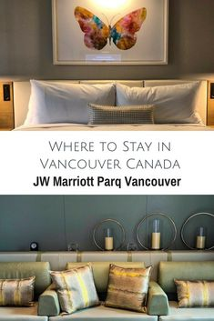 From location, relaxing spa and top restaurants, the new JW Marriott Parq Vancouver luxury hotel property is one of the best places to stay in Vancouver, Canada. Monte Carlo, Romantic Hotel Rooms, Vancouver Travel, Honeymoon Suite, Canadian Travel, Top Restaurants, Best Hotels, Luxury Hotels, Unique Hotels