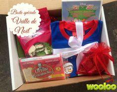 La boîte spéciale Veille de Noel, une tradition pour beaucoup de familles.
